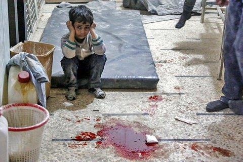 В Сирии в сентябре погибли 3 тыс. человек, в том числе 955 гражданских