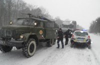 Из-за непогоды 85 сел в западной Украине остались без электричества