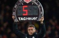 ФІФА прийняла рішення відносно правила п'яти замін на наступний сезон
