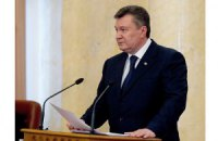Януковича в Виннице поприветствовали сторонники