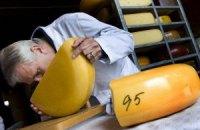 Россия выдвинула претензии к голландскому сыру