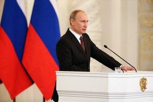 Путін вніс у Держдуму законопроекти про приєднання Криму і Севастополя до РФ