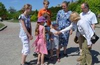 Геращенко пригласила на празднование Дня Матери посла Евросоюза