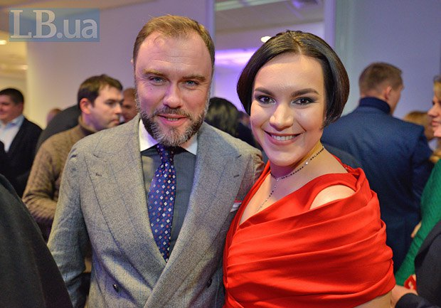 Глеб Загорий и Соня Кошкина