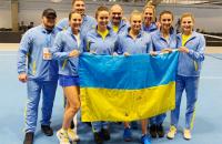 Украина прошла в следующий раунд плей-офф Кубка Федерации, обыграв Эстонию