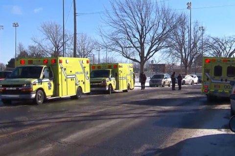В начальной школе в Канаде 35 детей отравились угарным газом
