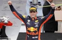Ферстаппен виграв драматичний Гран-прі Німеччини