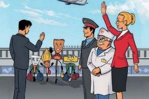 У Росії випустили довідник для трудового мігранта