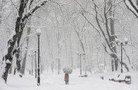 Завтра в Киеве обещают температуру -1...-3 градуса