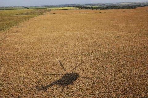 Україна п'ятий рік поспіль зібрала більш ніж 60 млн тонн зерна