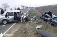 В Херсонской области в ДТП погиб начальник отдела местной полиции