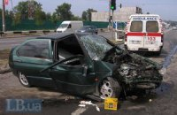 Українці потрапили у велику аварію в Росії