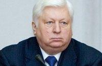 Пшонка заявив, що вже восени заарештованих поменшає