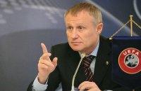 УЕФА переизбрала своим вице-президентом Суркиса