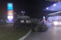 На трассе Киев-Чоп во Львовской области в ДТП погибли два человека, еще шесть пострадали