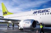 Авиакомпания airBaltic продает билеты с неизвестными направлениями
