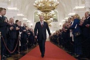 Сегодня Путин вступит в должность главы государства