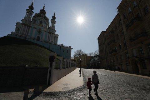У Києві добовий показник випадків коронавірусу знижується третій день поспіль