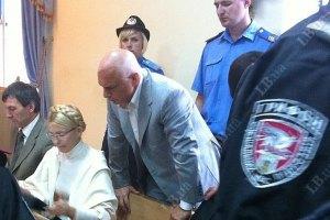 Суд не выпустил Тимошенко и объявил перерыв до 15 августа