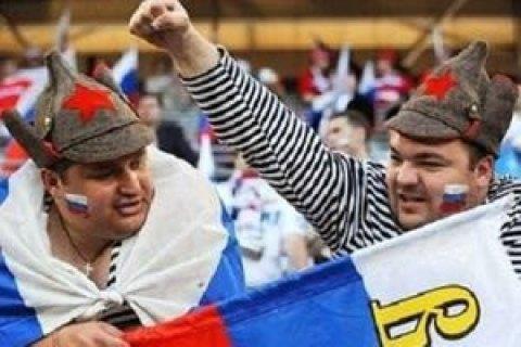 Росіян назмаганях змусили зняти одяг із зірками СРСР: цесвастика