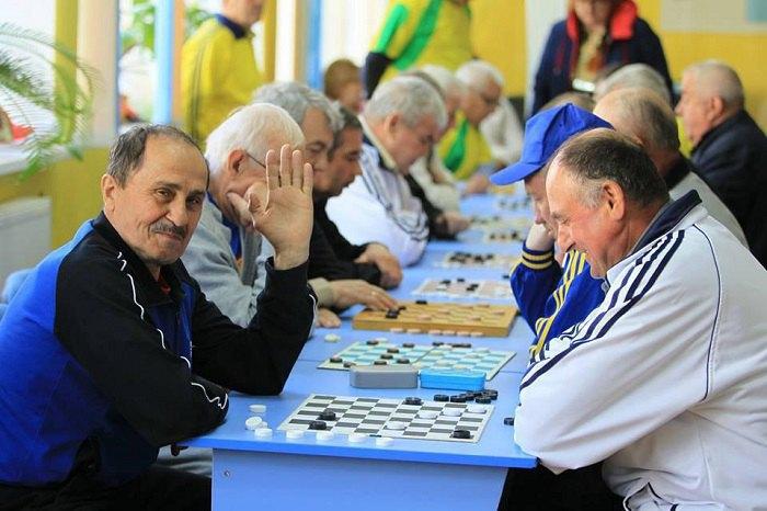 На змаганнях спартакіади ліквідаторів Київщини