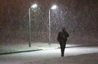 Москву парализовал мощный снегопад