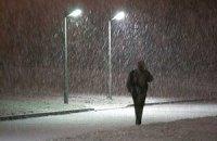 Власти Киева бросают все силы на борьбу со снегопадом