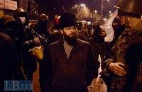 Самооборона Майдана взяла под охрану Киево-Печерскую Лавру (обновлено, добавлены фото)
