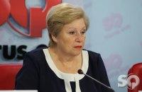 Суд залишив комуністку Александровську під цілодобовим домашнім арештом