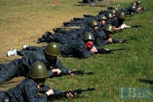 Бійцям 1-го батальйону Нацгвардії не зараховують участь у боях під Слов'янськом
