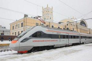 УЗ готовит запуск скоростного поезда Харьков-Киев-Львов