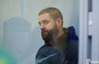 Суд продовжив арешт на два місяці ймовірному організатору вбивства Олешка