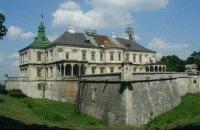 Сегодня определят 7 чудесных замков Украины