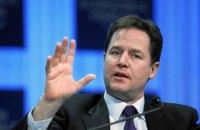 Бывший британский вице-премьер стал сотрудником Facebook