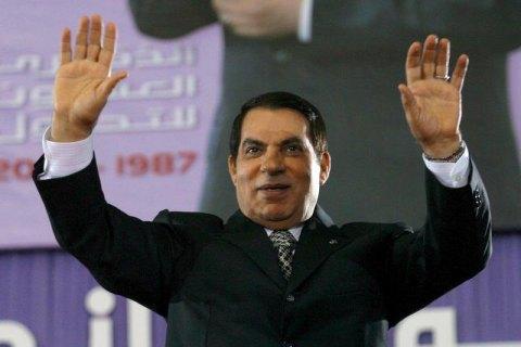 Свергнутый в 2011 году президент Туниса умер в Саудовской Аравии