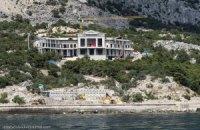 Кримська влада націоналізувала держдачі та резиденції