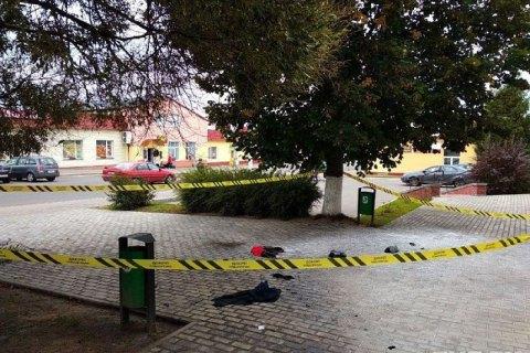 В Беларуси умер мужчина, поджегший себя у отделения милиции