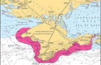 Навколо Криму запропонували створити морський режимний район