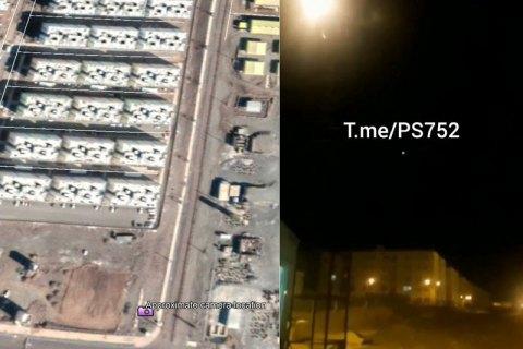 В Иране арестовали человека, опубликовавшего видео попадания ракет в украинский самолет