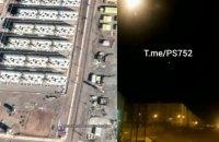 В Ірані заарештували людину, яка оприлюднила відео влучення ракет в український літак