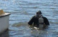 Ныряльщик обнаружил в Днепре возле Русановки труп женщины