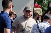 В Одессе арестовали участника столкновений в Горсаду