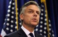 Посол США у Росії Хантсман подав у відставку, - ЗМІ