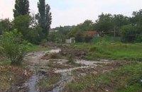 Ситуация с оползнями в Днепропетровске остается стабильной