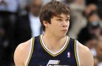 Фесенко шукає клуб у НБА