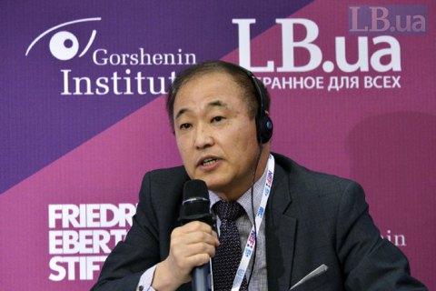 Посол Кореи предложил создать свободную экономическую зону в Одесской области