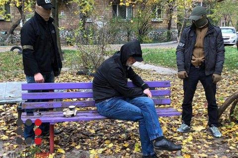 Затримано підозрюваного в зраді екс-голову Апеляційного суду Криму Чорнобука