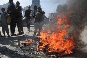 В Чили сектанты сожгли ребенка во избежание конца света