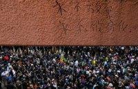 На новорічному марші протесту в Гонконзі затримано близько 400 осіб