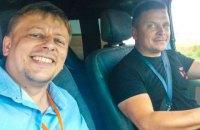 Затримані в Білорусі волонтери Реуцький та Васильєв повернулися в Україну